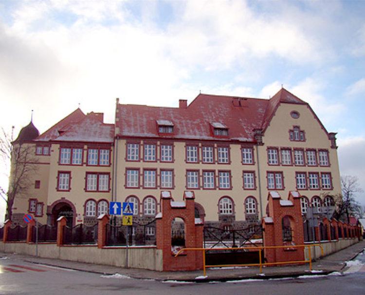 Historyczne siedziby biblioteki